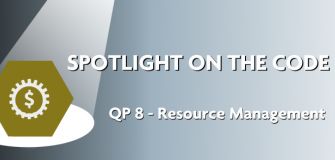 Spotlight on the Code – Resource Management
