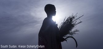 ACFID - South Sudan. Kieran Doherty/Oxfam