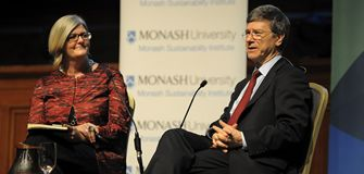 What we do - Jeffrey Sachs & Sam Mostyn